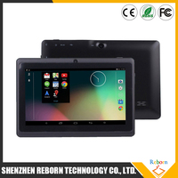 Shenzhen OEM Cheap Tablets 7 Inch Quad Core Android 4.4 A33 Q88 Tablet For Android