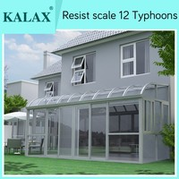 3 season sunrooms with glass house kits design with sound quality