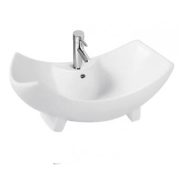 737 Hot-sale products ceramic wash basin beauty salon sinks factory direct sale