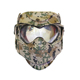SPINA OPTICS Tactical Double Lens Protecting full face Mask paintball CS Anti fog bulletproof Digital Camouflage mask