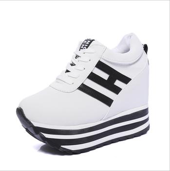 Dell'alto Scarpe scarpe Nuovo Arrivi Piattaforma Sport Dl20079b Sneakers Delle Donna Buy Tacco Alto 2017 Tennis Tallone Donne Da PkXOTiZu
