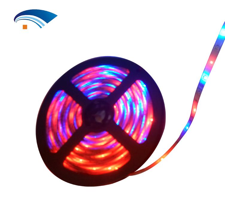 Custom waterproof heat resistant multi-colors SMD led flexible strip light