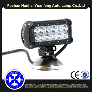 Spot/flood and cobom light 10V-30V dc 36w led work light bar