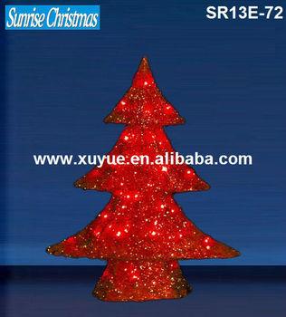 Sisal Led Kerstboom Verlichting/christmas Kegel Decoratie Met Licht ...