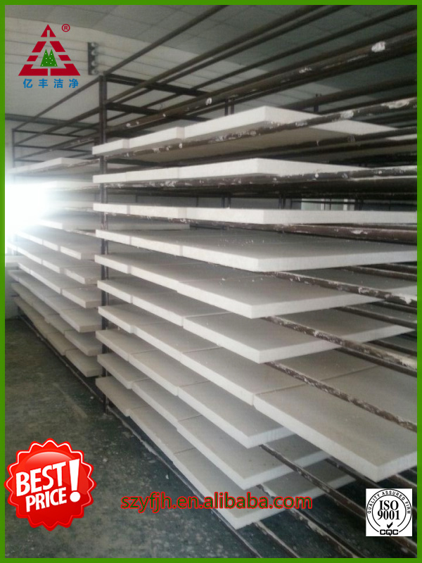 Fire Rating B1 Level Fireproof EPS Thermal Insulation Board
