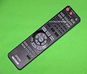 Epson Projector Remote Control: PowerLite Home Cinema 3010 & 3010e