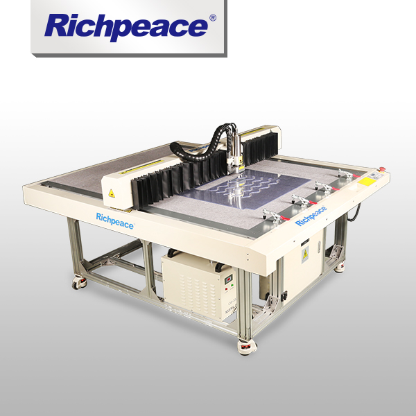High-quality Richpeace Computerized Template Cutting Machine(Automatic Sheet Milling)
