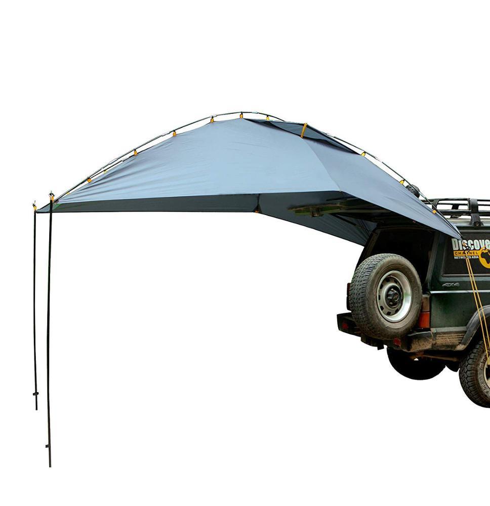 Sedan al aire libre para SUV impermeable Blentude Minivan Hatchback ligero camping Toldo de toldo para caravana o caravana MPV
