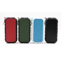 Highest rated bluetooth outdoor sport speakers bluetooth waterproof speaker 4400mAh