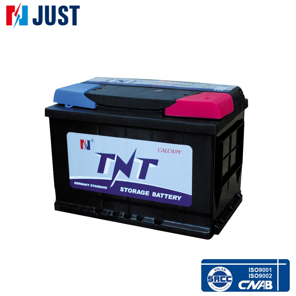 Wholesale cheapest auto car batteries MF DIN66