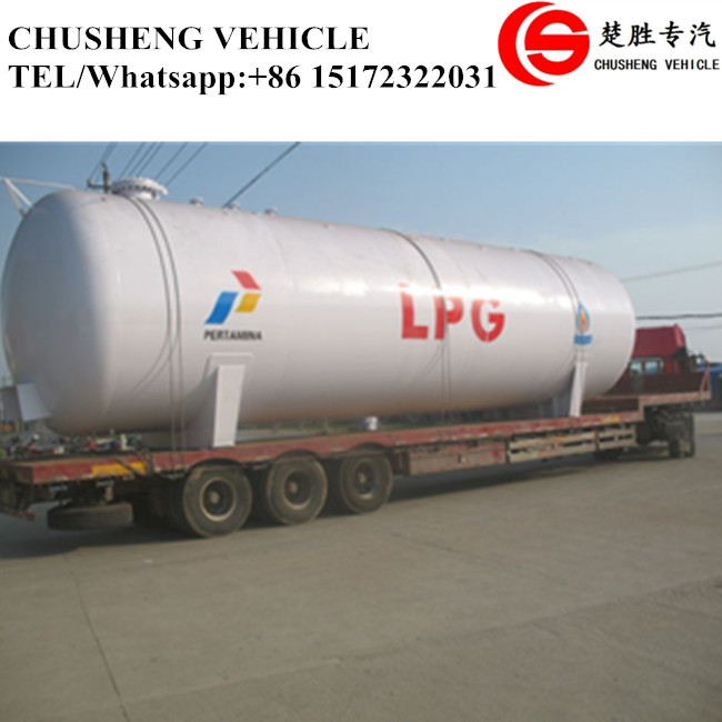 Used Widely 100m3 LPG Gas Storage Tank LPG Tank for Sale