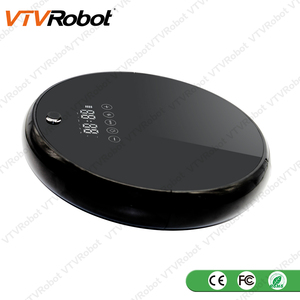 Weekly Cleaning Scheduling and Automatic Docking hoover robot vacuum