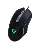 Weighted Iron Inside AVAGO 3050 RGB Gaming Mouse With Side Buttons