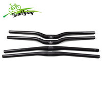New arrival mountain bike handlebar 3K carbon handlebar,flat/rise carbon mtb handleabrs size in 31.8*720mm mtb bike parts