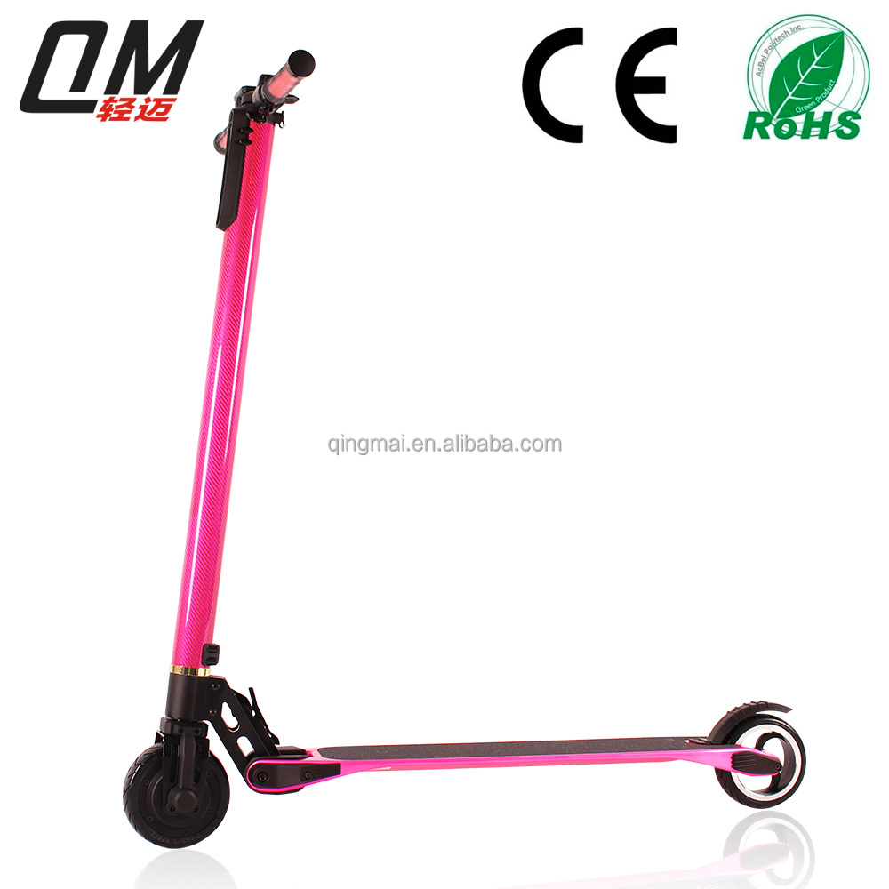 2016 New 2 wheels folding scooter foldable electric scooterfor adult OEM