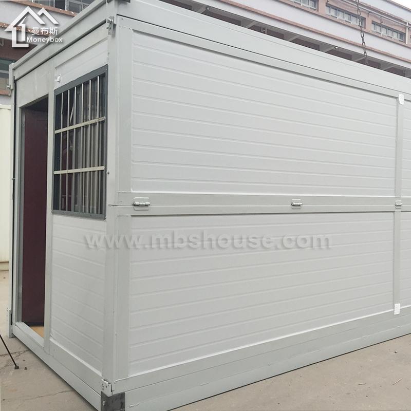 Cheapモバイルハウス簡単なインストールPrefabricated Low価格折りたたみコンテナ住宅価格