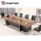 Latest Office Counter 10 Person Rectangular Conference Table Meeting Room Table