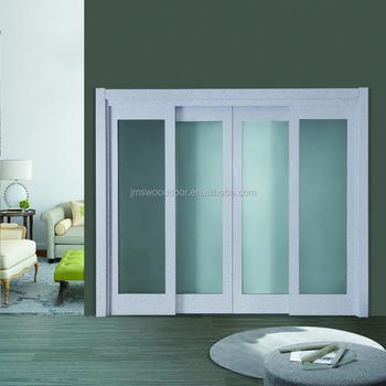 Wood Room Door/gate Soundproof Interior Sliding Door Room Dividers And  Pakistani Wood Door Price