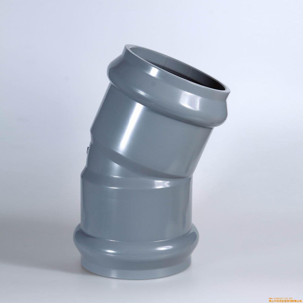 Pvc plastic water pipe fittings elbow buy pvc pipe for Buy plastic pipe