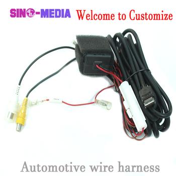Auto Wiring Harness Trailer Wiring Diagram B7