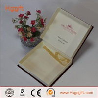 Fashionable Hot Sell Wedding Favor Necklace Red Gift Box