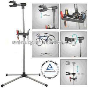 bicycle repair stand bike work rack bike work stand