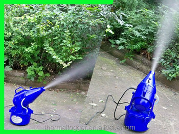 Pest Control Water Mist Sprayer / Cold Fogger With Pesticides ...