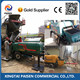 automatic diesel motor concrete trailer pump/cement concrete pump machine