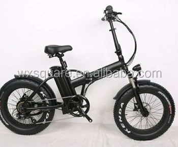 New product folding e bicycle from China factory