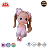 Hard Plastic cute baby dolls 4 inch