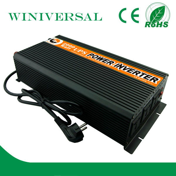 500w Car Solar Power Inverter Charger Transfer Switch/rechargeable ...