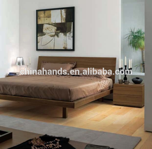Queen Size Bed Bedroom Furniture Modern Simple Wooden Bed Designs Buy Woode
