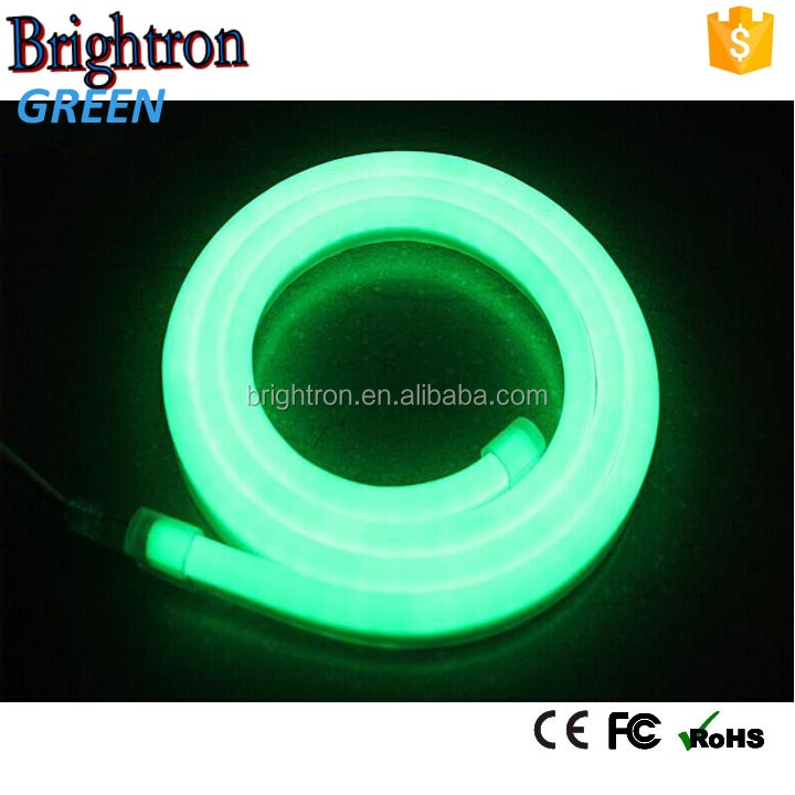 Hot sale LED neon lights/PVC rope/high waterproof LED light neon flexible