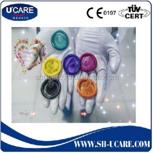 China Condom OEM Factory FDA Approval
