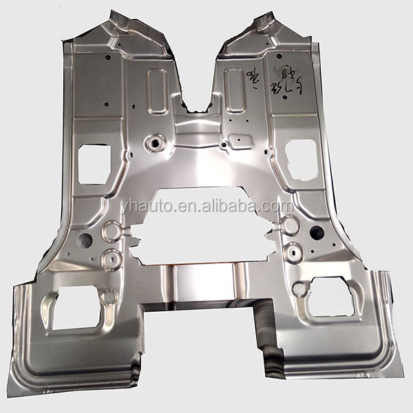 Advance steel auto mobile drawing components with open mold