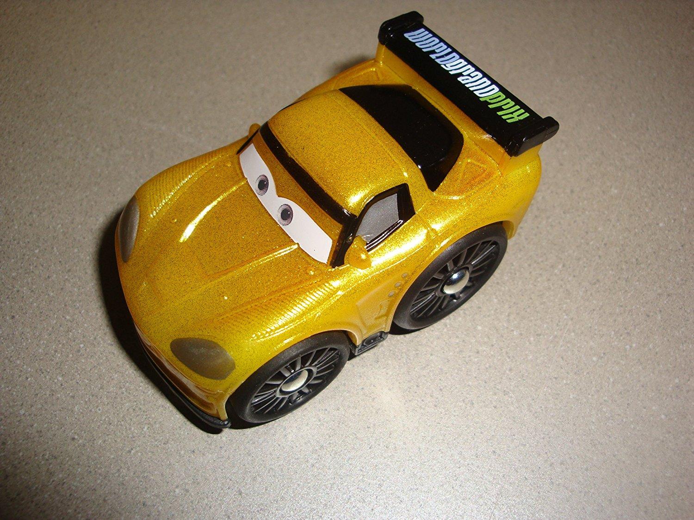 Fisher Price Wheelies Disney Pixar Cars 2 Jeff Gorvette