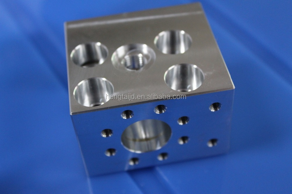 OEM CNC machine parts, anodizing surface treatment, metal spare parts