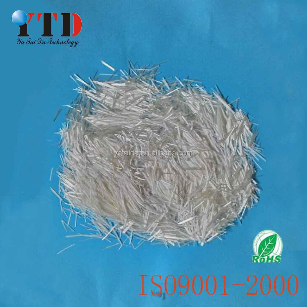 Alkali Resistant/ar Glass Fiber Chopped Strand Reinforced Concrete ...
