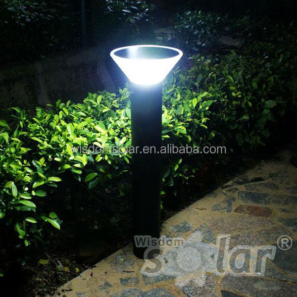 Ip65 Solar Power Bollard Light Outdoor Bollard Light Garden Led ...