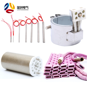 Ceramic heating element and electric heating design solution offered