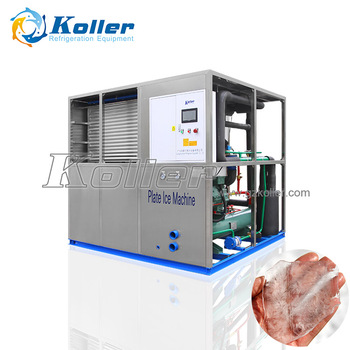 10 ton and 5000kg plate ice maker machine price