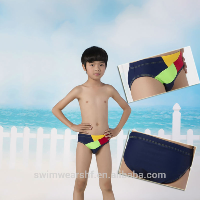 Cute Boys Polyester Underwear Swim Brief - Buy Boys Polyester ...