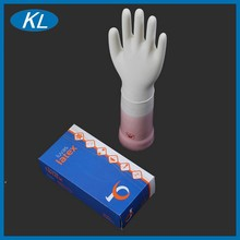 China wholesale high quality medical disposable consumables supplies latex gloves for examination