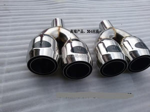 hot sale high quality stainless steel dedicated muffler tail