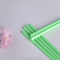 wedding gift and funny Macaron styles kids use alloy plastic chopsticks
