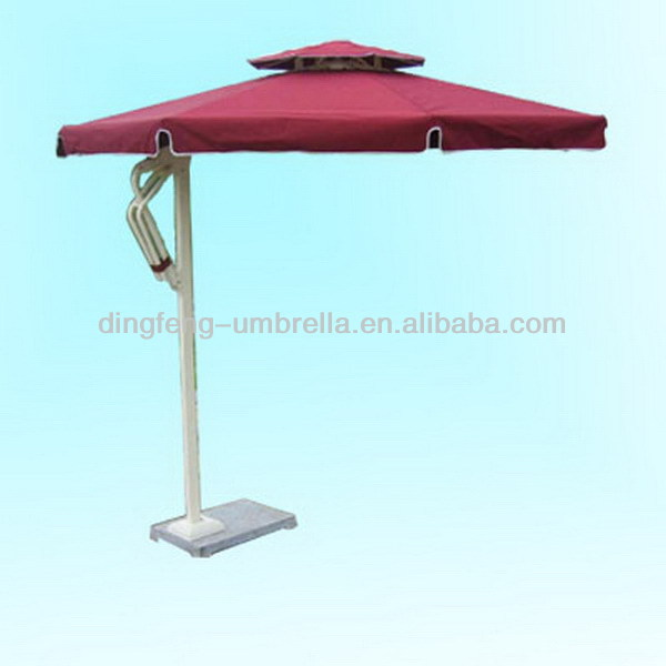 High quality 2013 umbrella with mosquito net