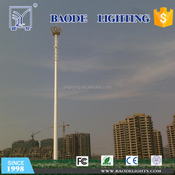 Manufacture galvanized telecommunication tower communication tower