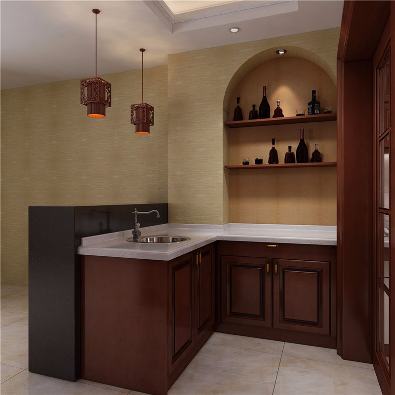 Royal Kitchen Series Superior Apartment Kitchen Cabinet Set In Foshan  Lecong Furniture City