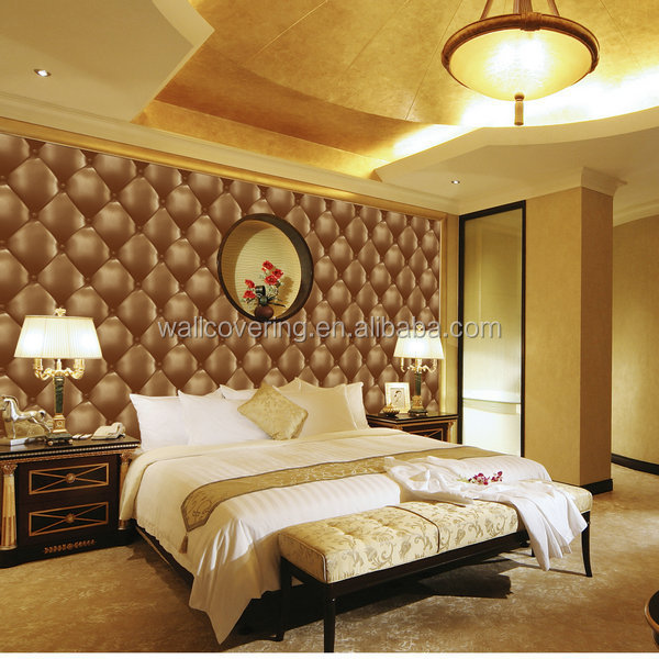 Chinese Style HCDL90803 Vinyl Wallpaper for Wall Decoration, Home Decor