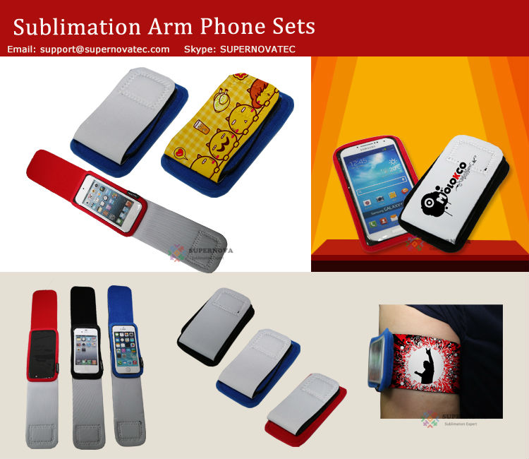 Diy Sports Mobile Phone Arm Pouch,Sublimation Arm Mobile Phone ...